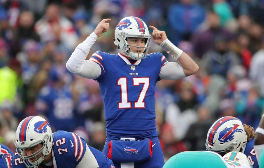 Josh Allen has the Tools for Fantasy Relevance in 2019 | 4for4