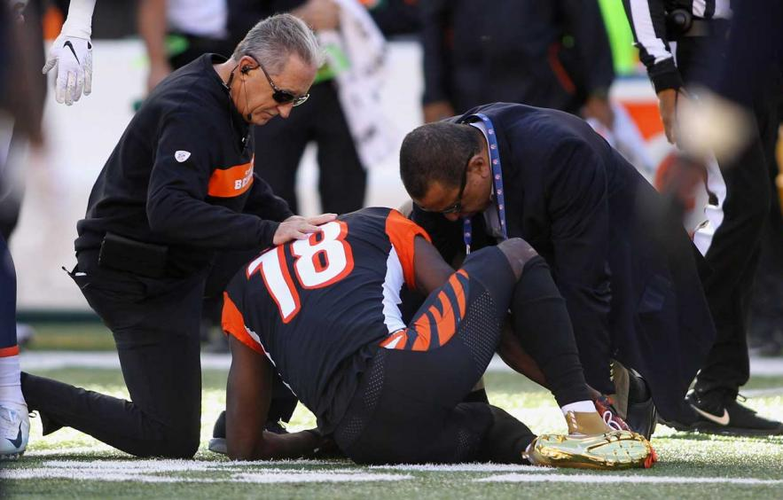 How Injury Affects Weekly NFL Player Performance in Fantasy