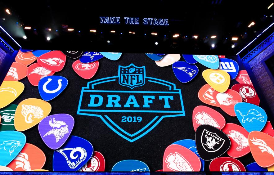 2019 Draft Results: Skill Position Players