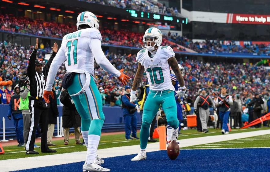 Finding Cheap Targets on Bad Teams: Miami Dolphins