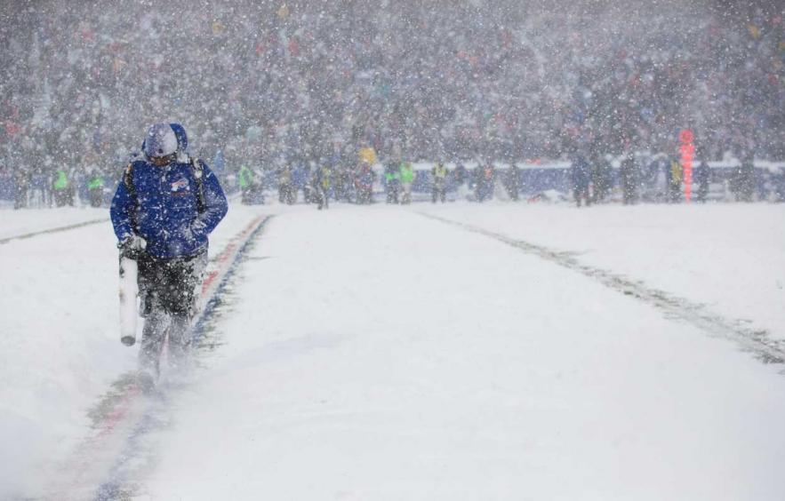 Weather Effects and Fantasy Football, Part 1