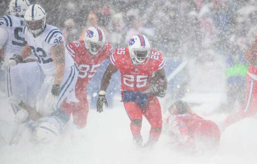 Weather Effects and Fantasy Football, Part 2   4for4