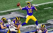 jared goff throw