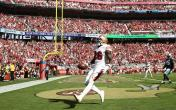 tevin coleman end zone
