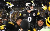 chris boswell celebration