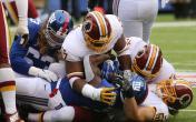washngton redskins defense new york giants